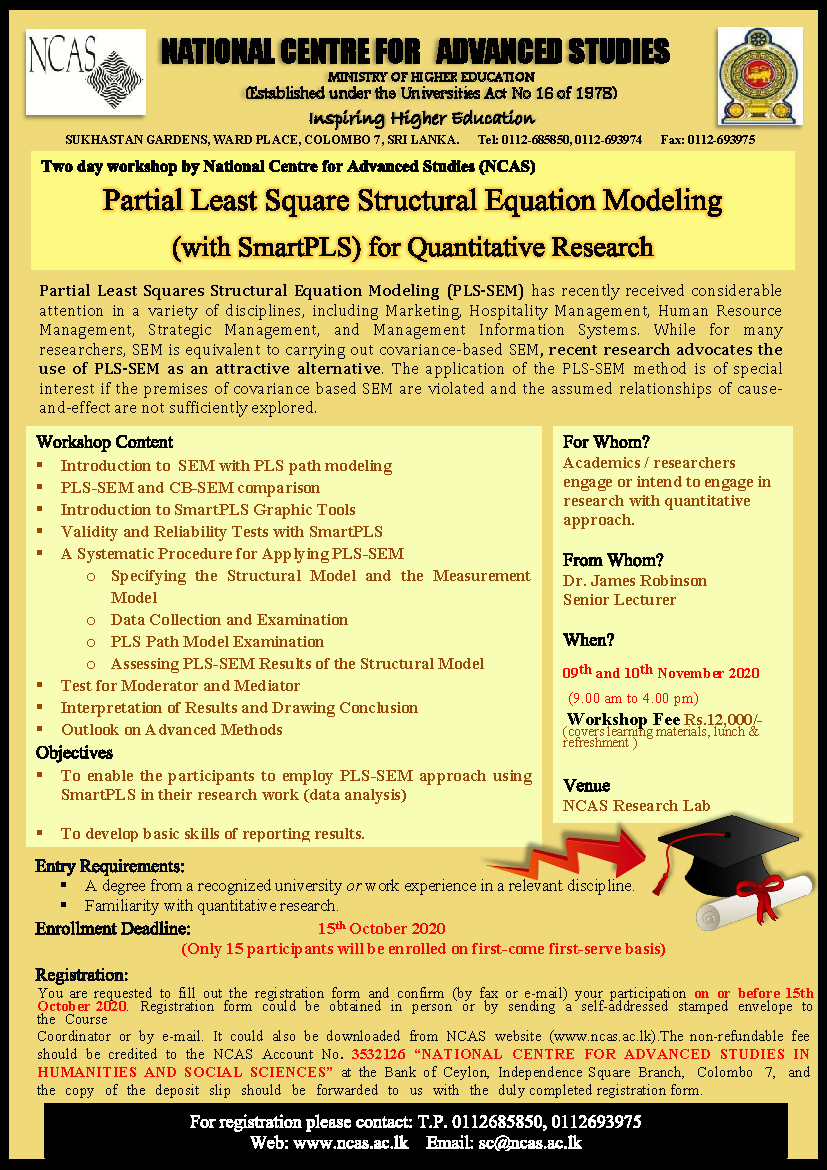 Partial Least Square Structural Equation Modeling (with